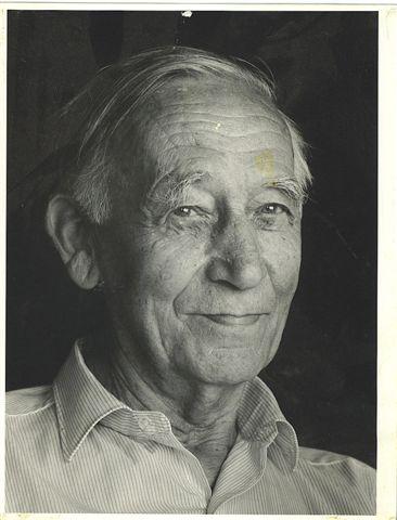 Mr. Nyland by Ron Chamberlain