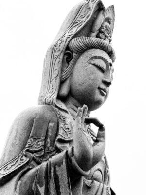 Female Buddha