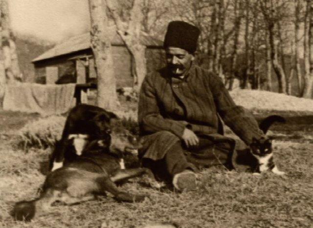 Gurdjieff-dog-cat