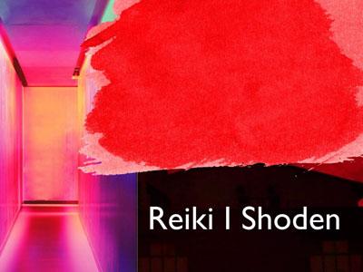 Reiki I Shoden