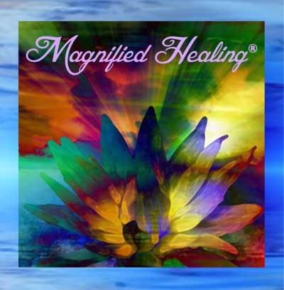 Magnified Healing® lotus